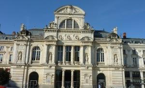 Le Théâtre municipal d'Angers - avril 2013