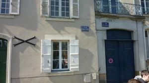 L'ancien siège du syndicat à Angers