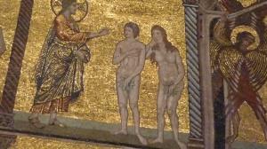 Fresque du baptistaire de Florence