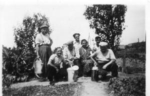 Les petits jardiniers de la Treille - Angers années 30
