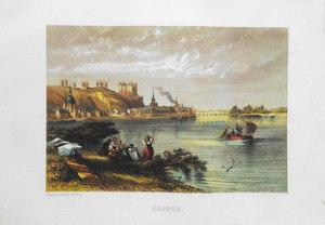 La Loire à Saumur