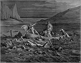 Le Styx - Gustave Doré 1861