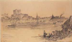 Saumur_Loire_dessin