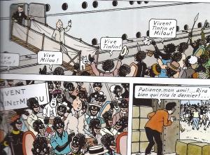 Num. Hergé Casterman. Merci