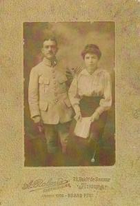 michel-joseph-gallard-et-germaine-turbelier-sa-fianc-e-1917-env1