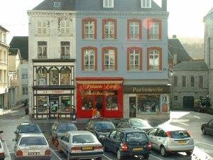 La pâtisserie- salon de thé Féval actuellement