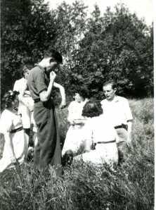 1943  joudon a la campagne