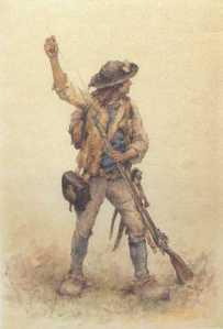Soldat vendéen... Un Perdriau? AD85