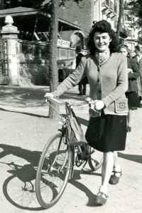 Boulevard Foch 1945
