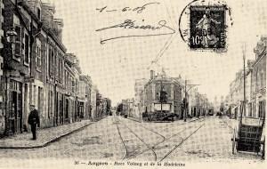 Place la Madeleine à Angers avant 1914