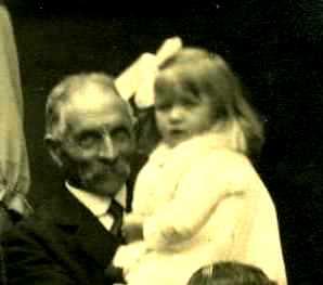 Joseph Cailletreau et Renée Pasquier  Photo 1924
