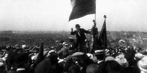 Meeting du Pré-Saint-Gervais  25 mai 1913