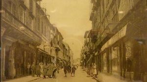 La Traverse à Sarlat en 1914