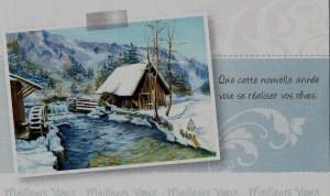 Carte Ste Edit. Artistes Peignant de la Bouche et du Pied