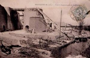Port de Montjean Chateaupanne