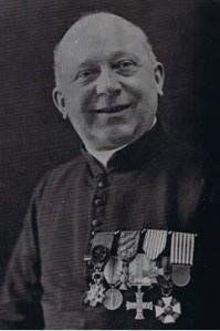 Chanoine-Colonel Panaget - Bulletin de l'association des réservistes de l'infanterie