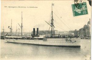 Le Calédonien de Louis Venault