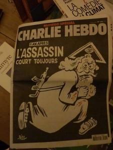Charlie Hebdo 6 janvier 2015