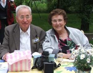 Maurice et Adrienne Pasquier