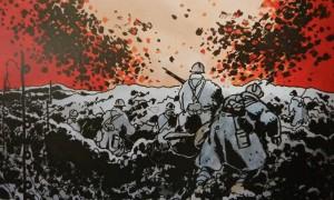 Dessin de Tardi et Verney - Putain de Guerre