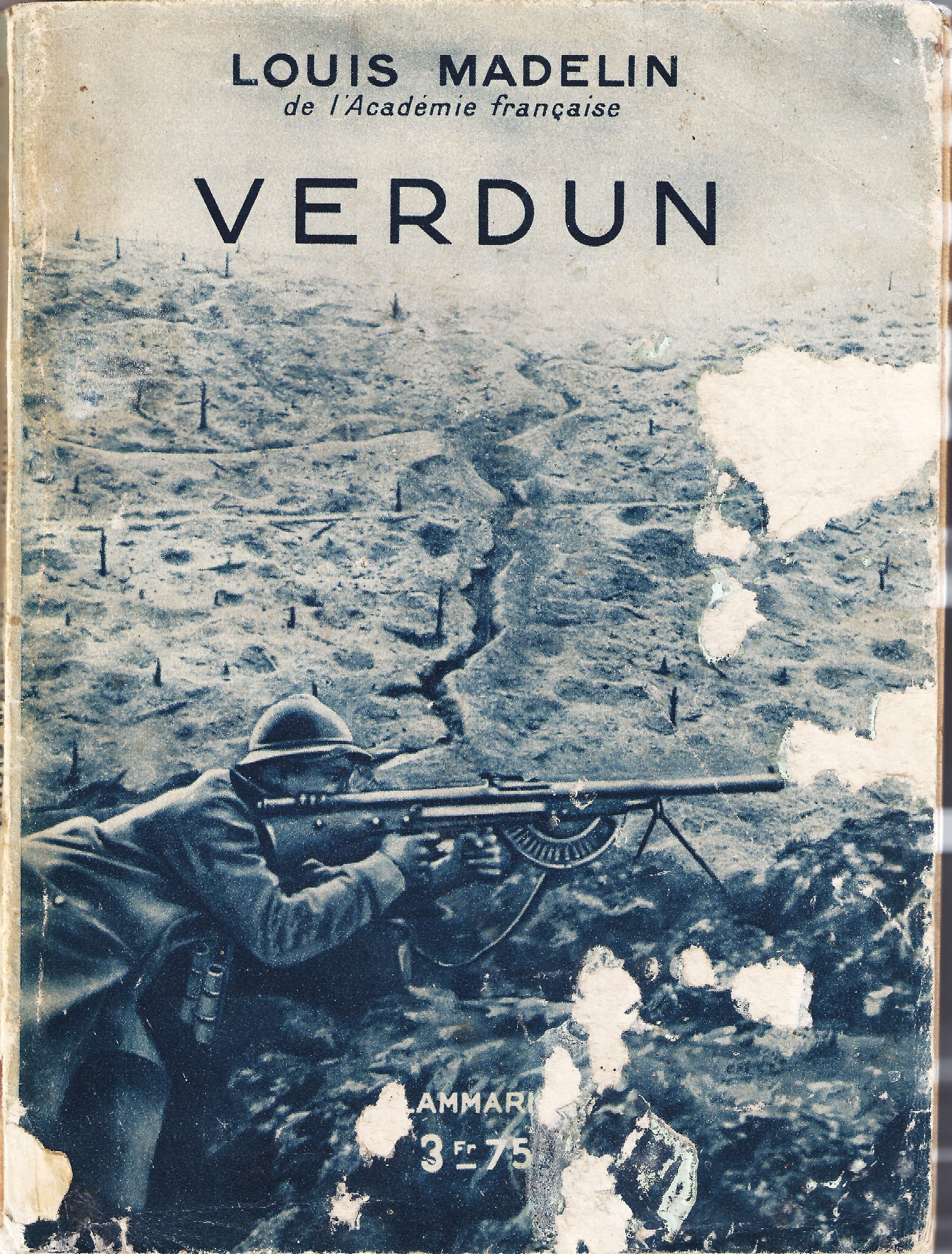 Alexis turbelier 1897 1918 dans l enfer de verdun avril mai 1916 6bisru - Le journal de francois ...