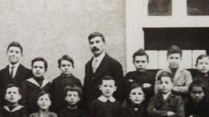 Ernest, instituteur dans les années 1920