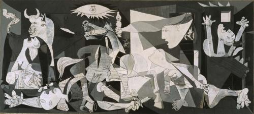 Guernica 1937 Picasso