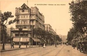 Barcelone Ronda San Pedro