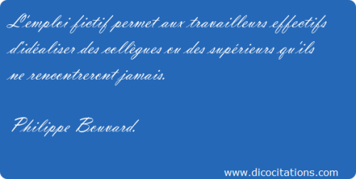 """Merci à Ph. Bouvard pour ce prêt """"involontaire"""" de saillie."""
