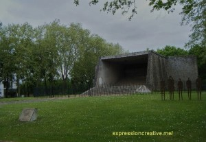 Mémorial du champ de tir de Bêle actuellement - blog de Véronique D
